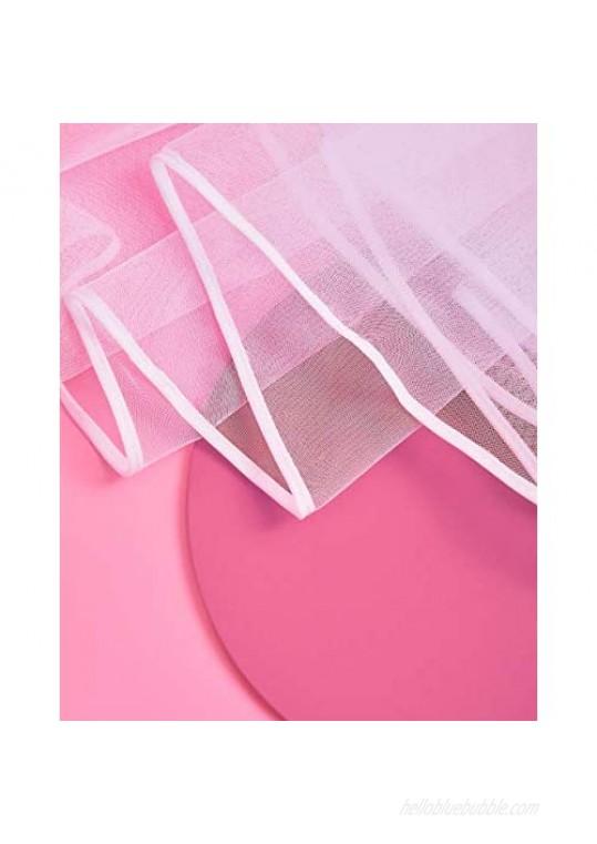 xo Fetti Bridal Veil | Bachelorette Party Decorations Bride To Be Gift Bridal Shower Wedding