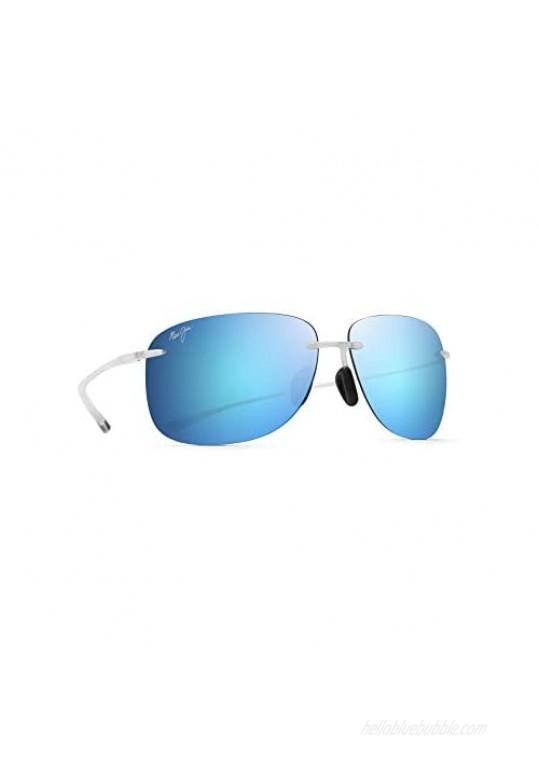 Maui Jim Hikina Rectangular Sunglasses