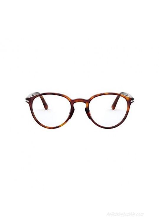 Persol Men's Po3218v Phantos Prescription Eyeglass Frames