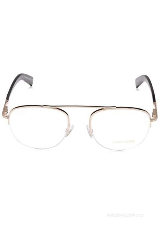 Tom Ford Men's Ft5450 51Mm Optical Frames