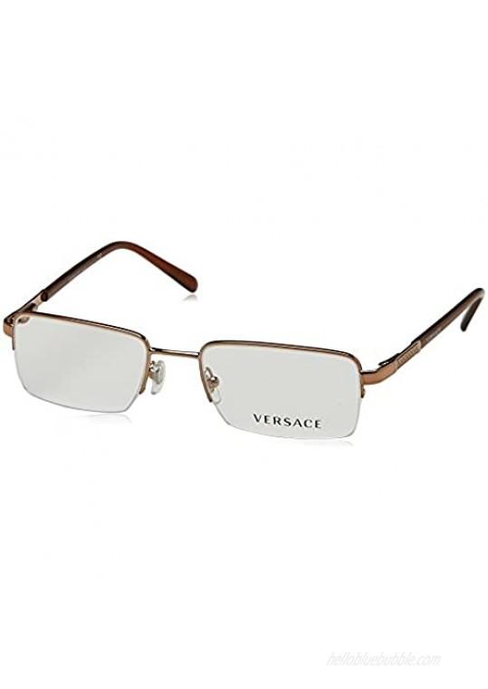 Versace VE1066 Eyeglasses-1053 Light Brown-50mm
