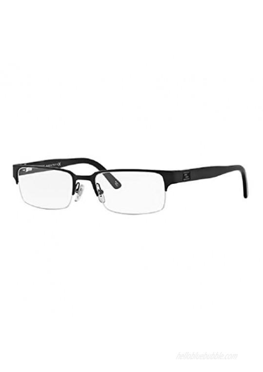 Versace VE1184 Rectangle Eyeglasses For Men+FREE Complimentary Eyewear Care Kit