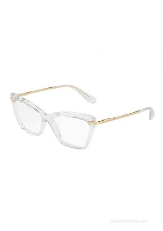 Dolce & Gabbana DG5025 Cat Eye Eyeglasses For Women+FREE Complimentary Eyewear Care Kit