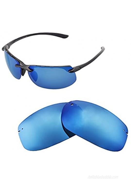 Walleva Replacement Lenses for Maui Jim Banyans Sunglasses - Multiple Options Available