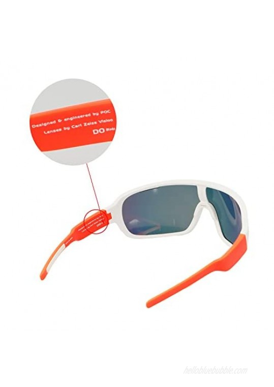 Walleva Replacement Lenses for POC Blade Sunglasses - Multiple Options Available
