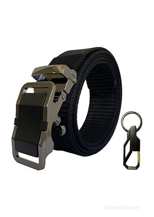 Tactical Belts for Men Web Belts for Men Nylon Belts for Men Military Belt Men's Belts Casual 1.25 inch